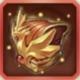 三国志ブラスト 朱雀の髪冠
